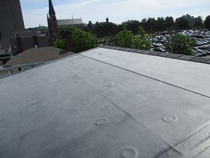 EPDM Rubberized Roofing